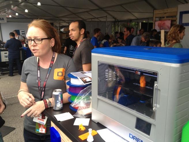 DREMEL... everyone's heard of them, watch them storm the 3D printer market.